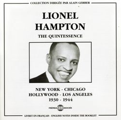 Flying home n°1 - LIONEL HAMPTON