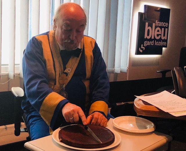 Gâteau à la Châtaigne du chef Gomy de Villefort