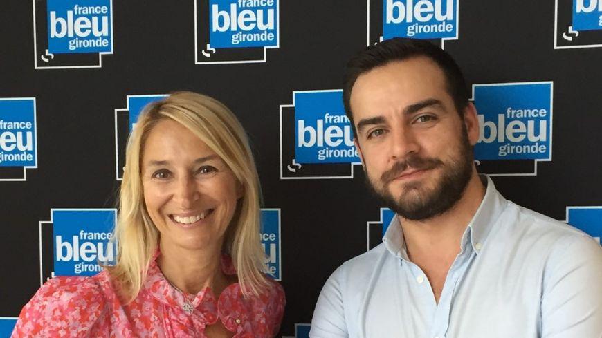 Céline Dupré et Wilfried Barbot
