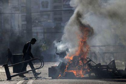 Des manifestations meurtrières au Chili