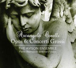 Concerto grosso en Ré Maj op 6 n°1 : Largo - Allegro