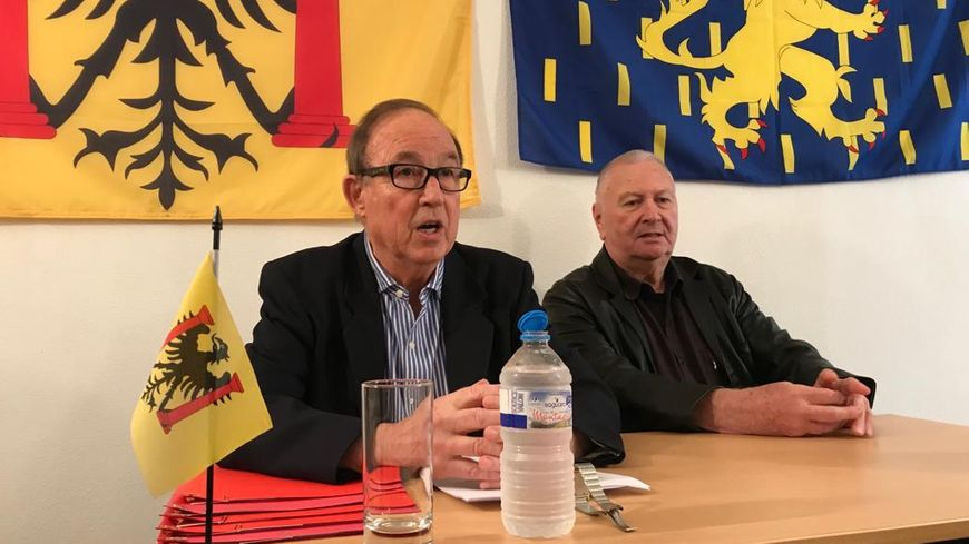 Jean-Philippe Allenbach et Jean-Claude Périat candidats régionalistes à Besançon