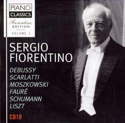 3 mélodies op 7 : Après un rêve op 7 n°1 - arrangement pour piano - SERGIO FIORENTINO