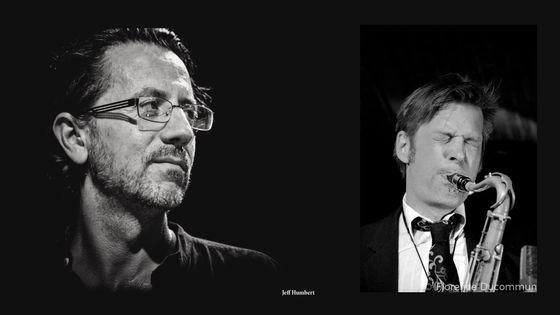 Bruno Angelini & Daniel Erdmann