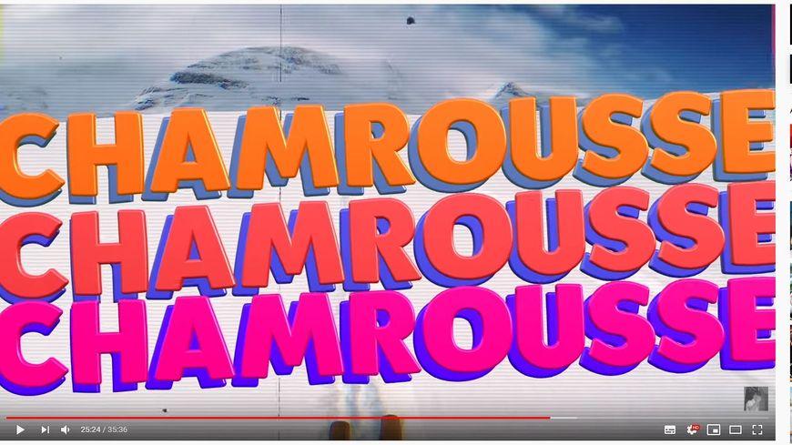 La station de ski Chamrousse à l'honneur dans la dernière vidéo du Youtubeur Joyca