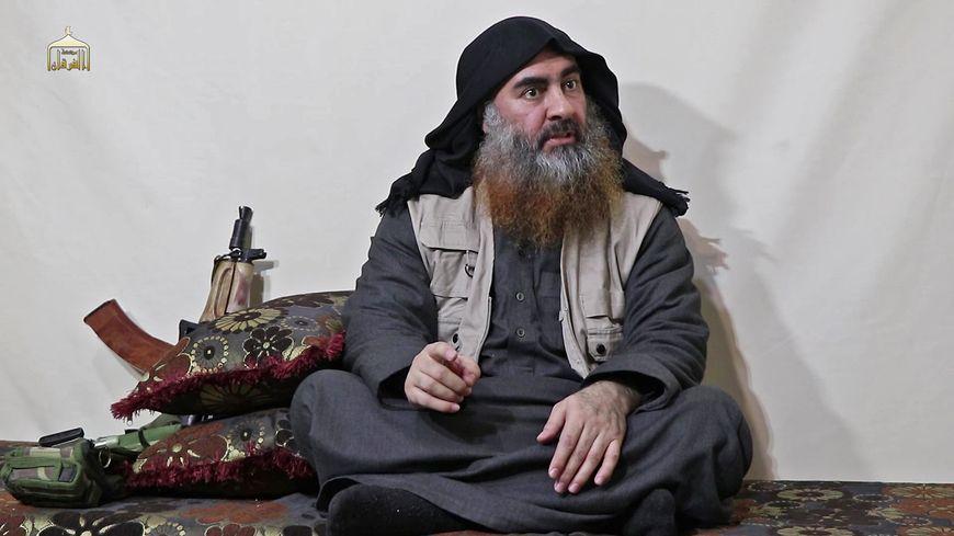 Le dirigeant de l'organisation Etat islamique (EI) Abou Bakr Al-Baghdadi est mort annonce Donald Trump