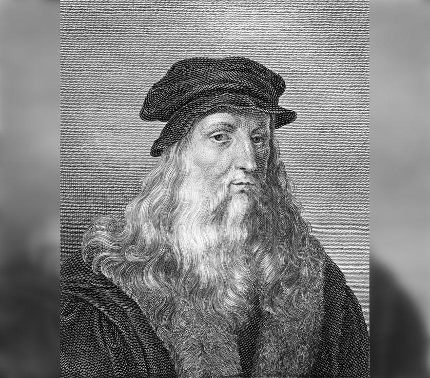 L'évènement Léonard De Vinci