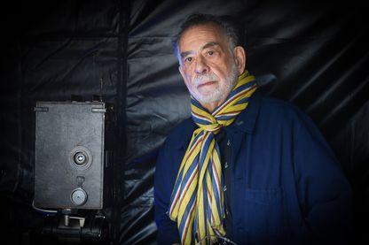 Francis Ford Coppola le 19 octobre 2019 à Lyon au Festival Lumière