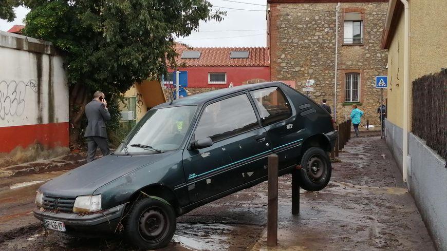 La commune d'Argelès a été la plus touchée par les inondations