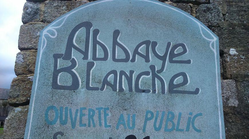 l'abbaye Blanche