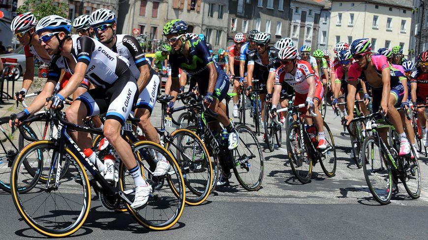 Le Teil avait déjà accueilli une arrivée du Critérium du Dauphiné, en 2014.