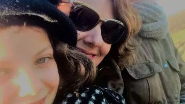 Clémence Rouher et ses filles, enlevées en avril 2018