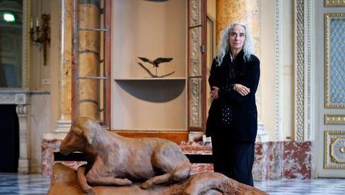 Kiki Smith, la femme-louve