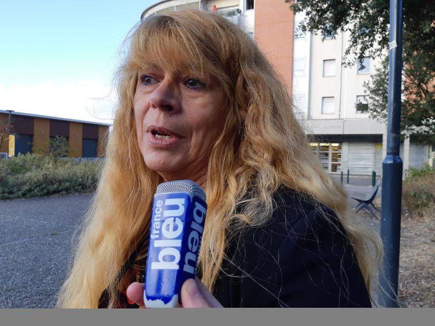 Brigitte Morhain, présidente de la PEEP 31.