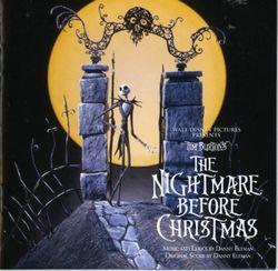 L'étrange Noël de Monsieur Jack : Making christmas - DANNY ELFMAN