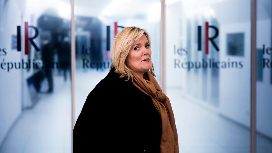 Michèle Tabarot, députée des Alpes-Maritimes souhaite devenir la patronne des députés LR