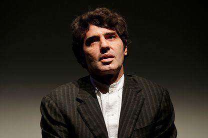 """Le réalisateur Pietro Marcello à la projection de son film, """"Martin Eden"""" lors du 57ème festival du film de New York à Alice Tully Hall, au Lincoln Center le 6 octobre 2019."""