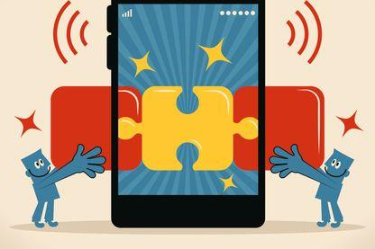 Un problème, une solution à travers une appli qui met les offres et besoins des utilisateurs en rapport