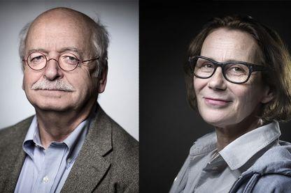 Erik Orsenna et Marie Desplechin
