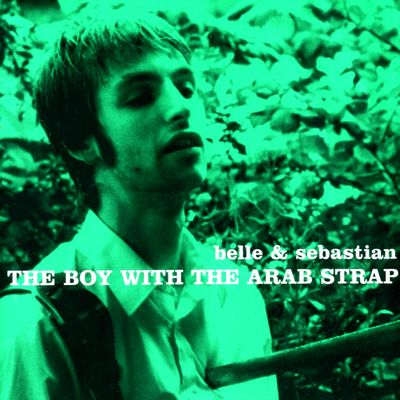 "Pochette de l'album ""The boy with the arab strap"" par Belle And Sebastian"