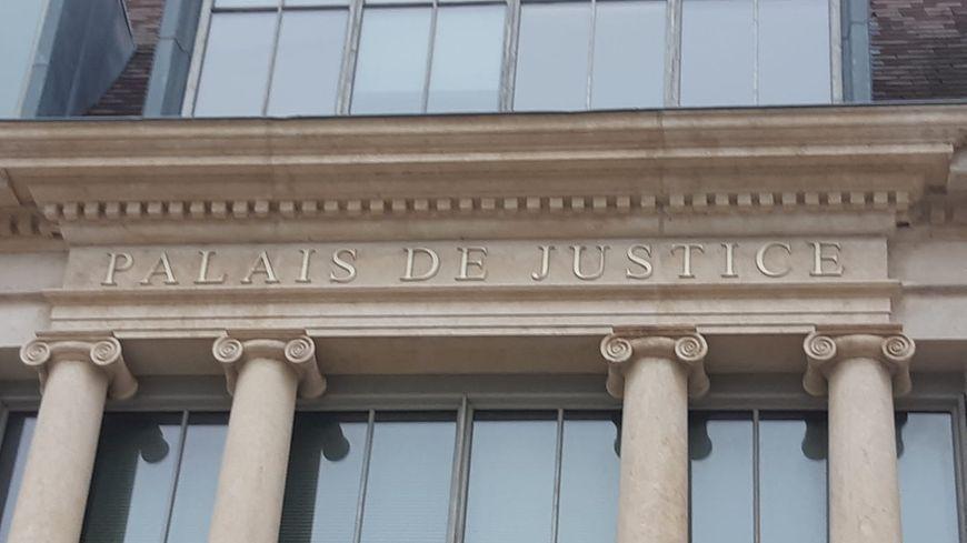 Le palais de justice de Besançon.