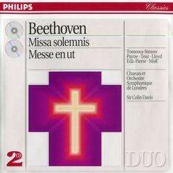 Messe en Ut Maj op 86 : Benedictus - CHRISTIANE EDA-PIERRE