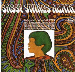 The Sweetest Sounds - Sarah Vaughan