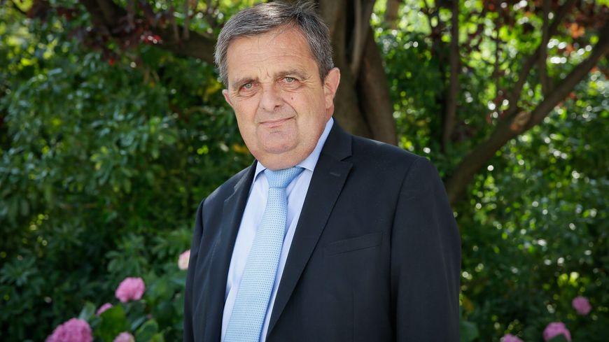 Le député LR Gilles Lurton. (Archives)