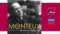 Sortie CD : Pierre Monteux : Complete Decca Recordings