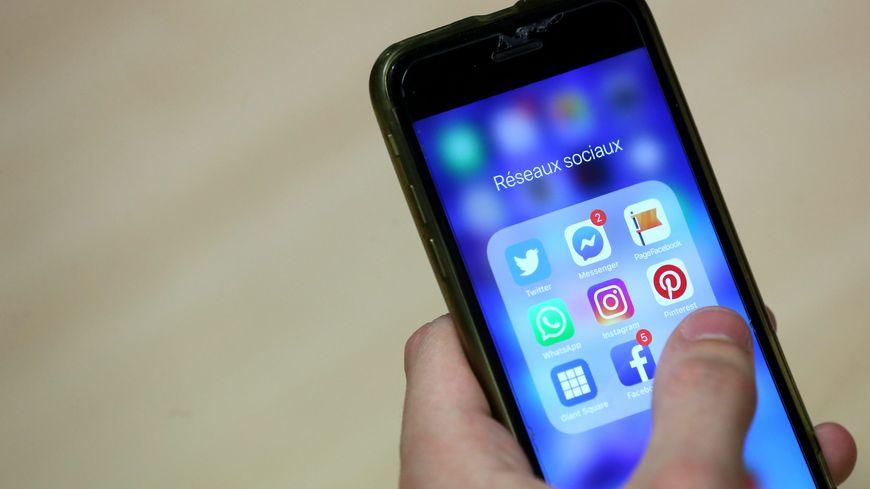 Applications de réseaux sociaux (illustration)