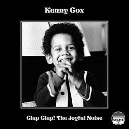 """Pochette de l'album """"Clap clap (the joyful noise)"""" par Kenny Cox"""