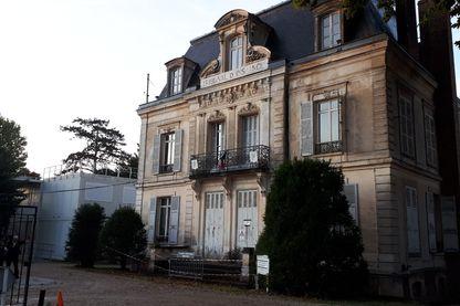 Le bâtiment du tribunal d'instance de Longjumeau.