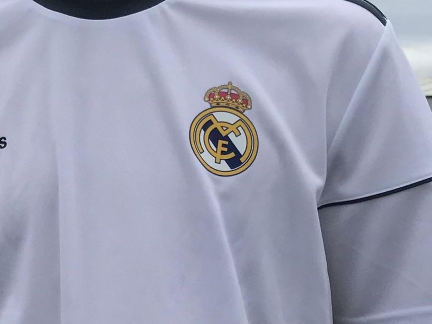 Chacun a droit à son maillot du Real Madrid