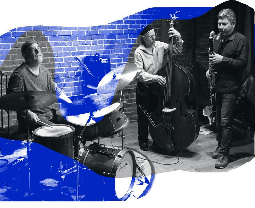 New Origin Trio en concert le 7 novembre.
