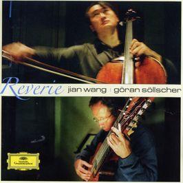"""Pochette de l'album """"Reverie"""" par Jian Wang"""