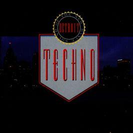 """Pochette de l'album """"New dance sound of Detroit"""" par K.S. Experience"""