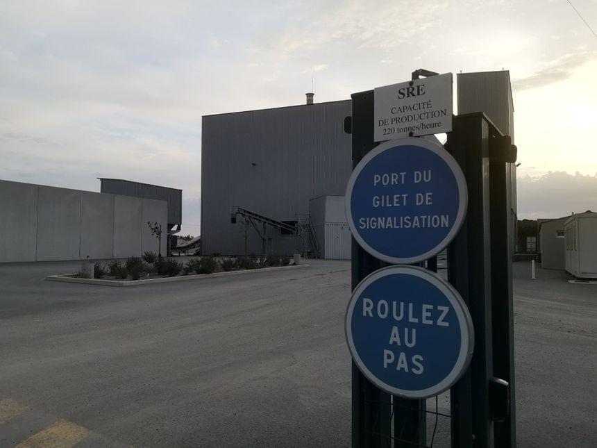 L'usine SRE, qui n'a pas répondu à nos sollicitations, est régulièrement pointée du doigt.