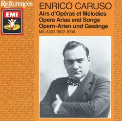 Rigoletto : Questa o quella (Acte I) air du Duc - réduction pour ténor et piano - ENRICO CARUSO