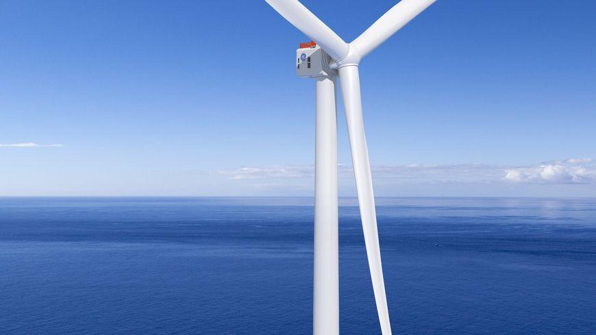 L'Haliade-X est l'éolienne la plus puissante au monde