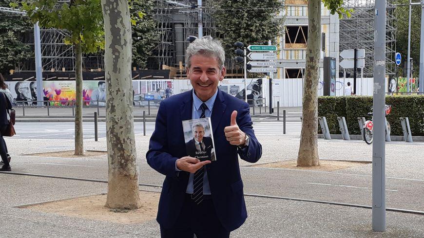 """Jean-Pierre Brenas candidat """" LR"""" aux élections municipales à Clermont-Ferrand"""