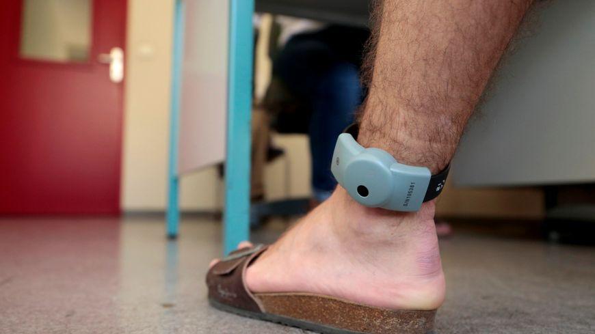 Illustration bracelet électronique