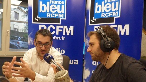 Jean-Antoine Brian-Mattei au micro de Michael ANDREANI