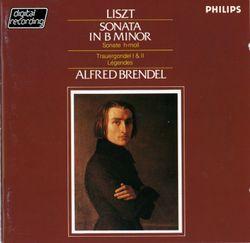 La lugubre gondole nº1 pour piano - ALFRED BRENDEL