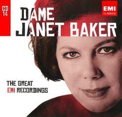 Kindertotenlieder : Nun seh' ich wohl warum so dunkle Flammen n°2 - JANET BAKER