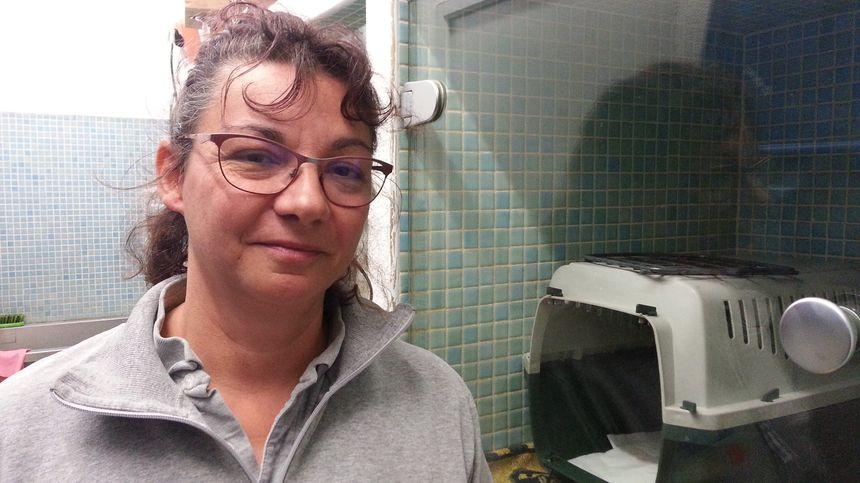 Laure Payan, présidente du syndicat des vétérinaires libéraux de Vaucluse