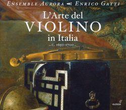 Variations sur l'Aria di Bergamasca - pour violon violoncelle et basse continue - ENSEMBLE AURORA