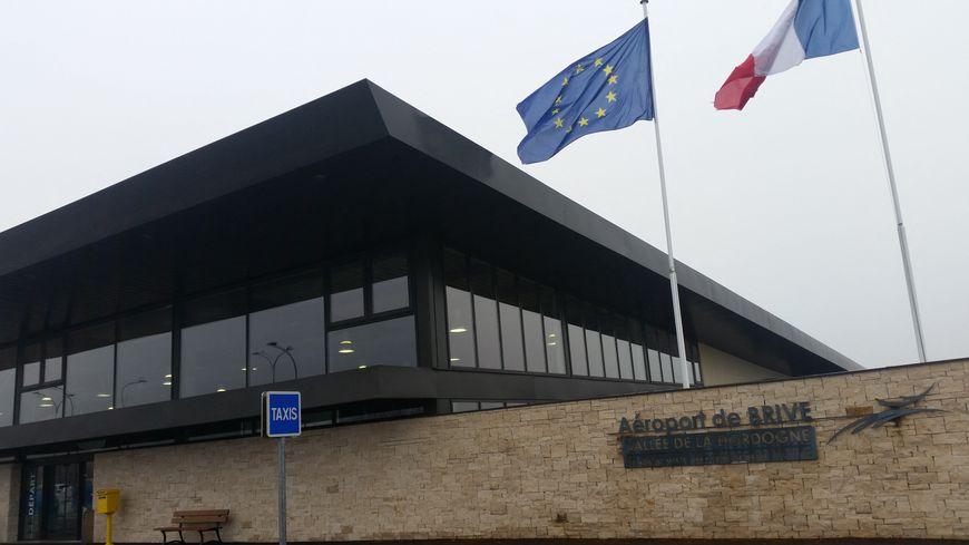 L'aéroport de Brive - vallée de la Dordogne a été évacué ce vendredi