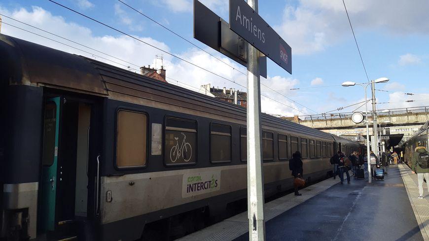 Des travaux de modernisation en gare d'Amiens programmés en novembre et décembre