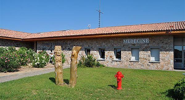 L'hôpital de Calvi-Balagne