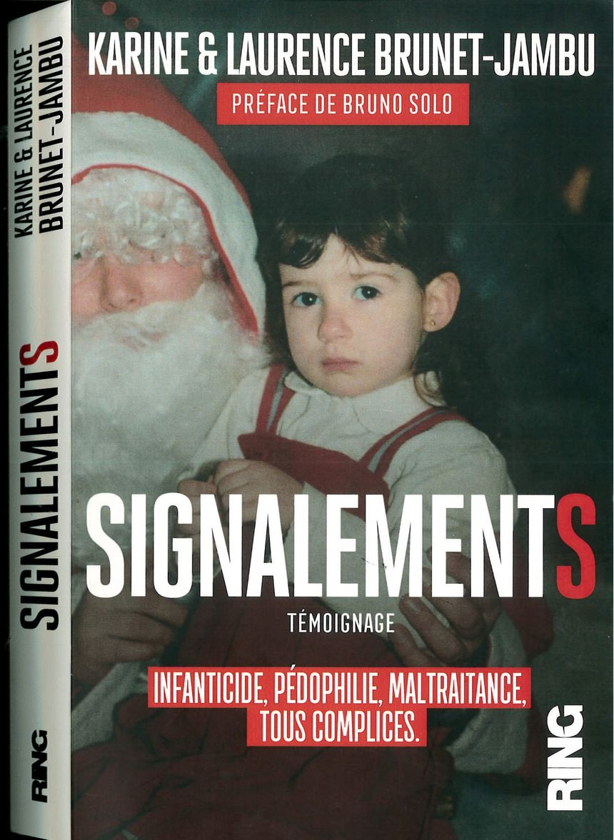 """""""Signalements"""", le livre de Karine et Laurence Brunet-Jambu, aux éditions Ring (2019)"""